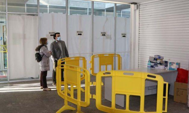Avanza la adaptación de nuevas salas para el centro de salud
