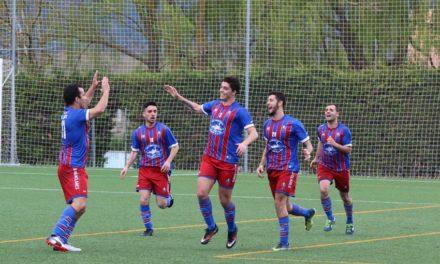 Bene y Rosco dan la victoria al Nanclares (0-2) ante el Ipar Arriaga