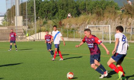 La derrota del Lantarón convierte al Nanclares en equipo de Regional Preferente