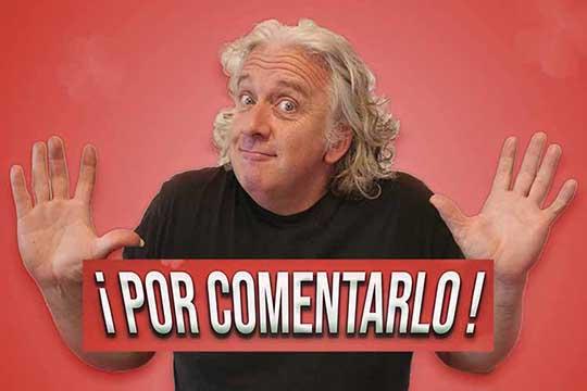 Oscar Terol trae a Iruña de Oca su espectáculo 'Por comentarlo'
