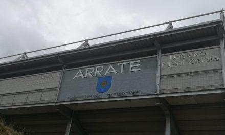 El campo de fútbol municipal luce su nueva rotulación