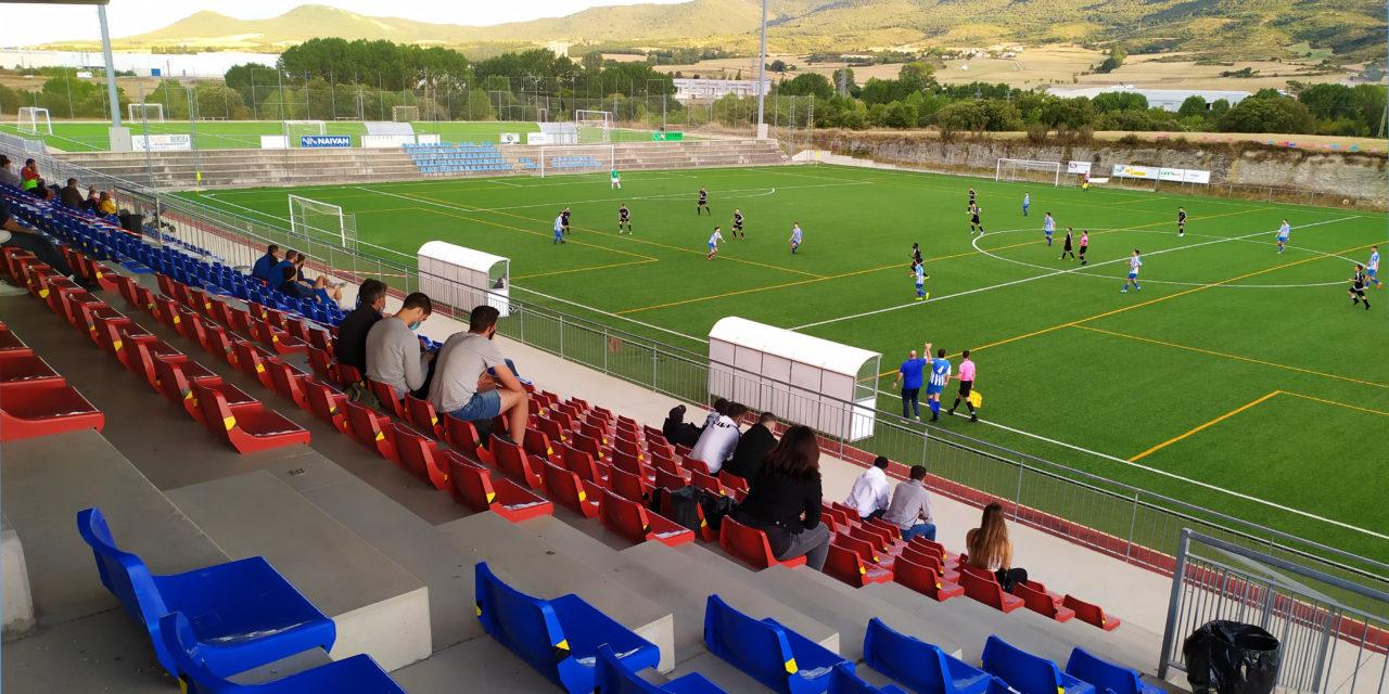 El público regresa a Arrate en el arranque de la temporada 2021/22