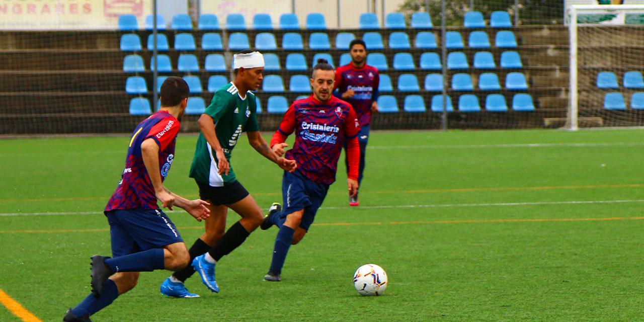 El Ansares se lleva el primer derbi de la temporada ante el Nanclares (2-1)