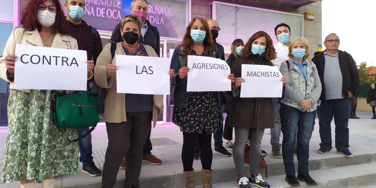 El Ayuntamiento condena el asesinato machista ocurrido en Vitoria